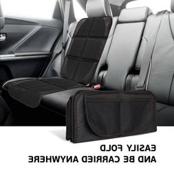 2019 Car Seat Cover/Booster Seat Protector w/ Storage Organi