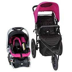 Baby Trend Stealth Jogger Travel System, Viola