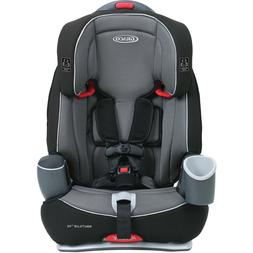 Graco Baby Nautilus 65 3-in-1 Harness Booster Car Seat Child