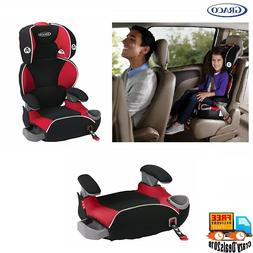 Graco Affix Youth Booster Car Seat w Latch System Atomic for
