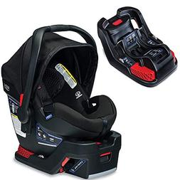 Britax B-Safe Ultra Infant Car Seat, Midnight with Extra Bas