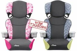 Baby Convertible Car Seat 2 in 1 Toddler Booster Kids Travel