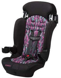 Baby Convertible Car Seat 2in1 Toddler Highback Booster Trav