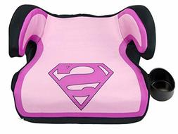 KidsEmbrace Booster Car Seat, Backless, DC Comics Supergirl,