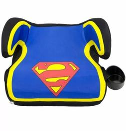 KidsEmbrace Booster Car Seat - Backless - DC Comics Superman