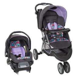 CAR SEAT STROLLER COMBO Baby Infant Booster Safety Canopy Tr