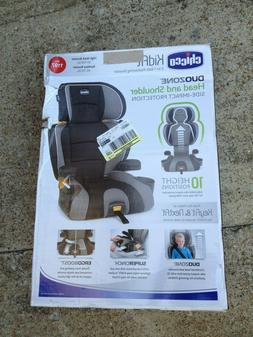 Chicco Child Kidfit 2 in 1 Booster Car Seat MFG date 2019