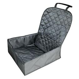 Pawriffic Convertible Dog Car Seat Cover - 2-In-1 Pet Booste