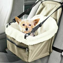 Dog Booster Seat – Dog Car Seat For Small Dogs – Pet Car