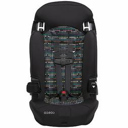 Cosco Finale 2-in-1 Highback Booster Car Seat, 5 Point Harne