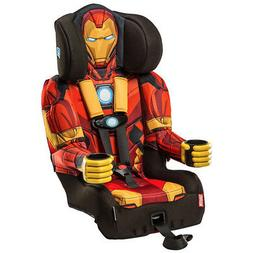 KidsEmbrace Friendship Combination Booster Car Seat - Iron M