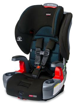 Britax Grow With You ClickTight Booster Car Seat - Cool Flow