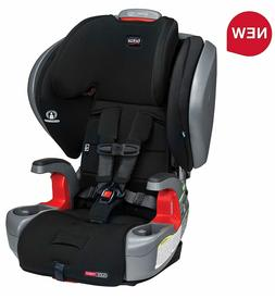Britax Grow With You Plus ClickTight Booster Car Seat - Jet