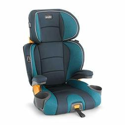 Chicco KidFit 2-in-1 Belt-Positioning Booster Car Seat, Mona