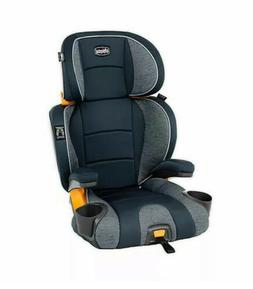 KidFit 2-in-1 Belt Positioning Booster Car Seat, Atmosphere