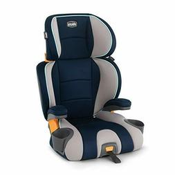 Chicco KidFit 2-in-1 Belt-Positioning Booster Car Seat, Wimb