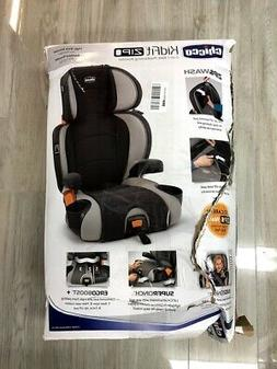 Chicco KidFit Zip 2-in-1 Belt Positioning Booster Car Seat,
