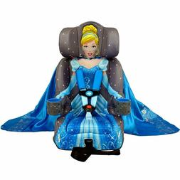 KidsEmbrace Friendship Combination Booster Car Seat - Cinder