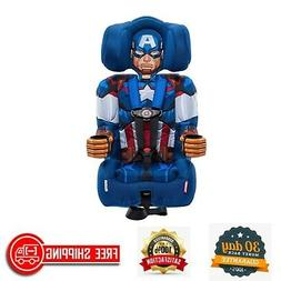 KidsEmbrace Friendship Combination Booster Car Seat - Marvel