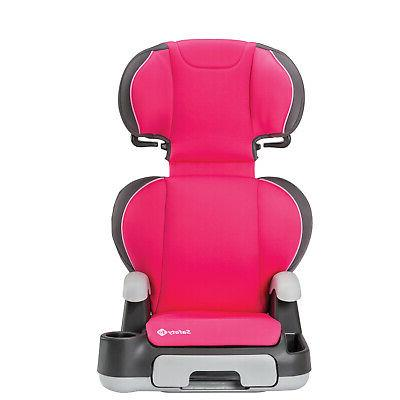 2 In 1 Car Seat Booster Toddler Baby Adjustable