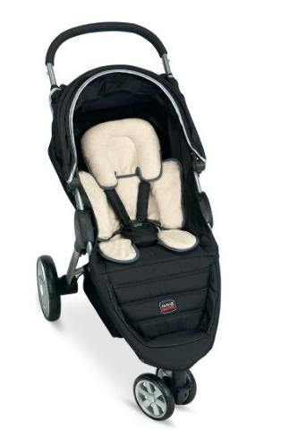 Britax and Support Pillow,