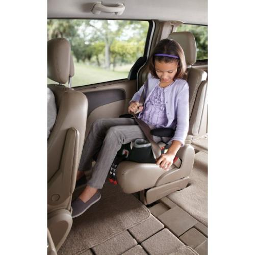 Graco Backless Booster Car with Latch Pierce