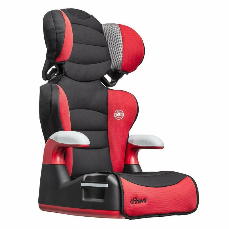Evenflo Big Kid Booster - AMP High Back Car Seat Safety Chai