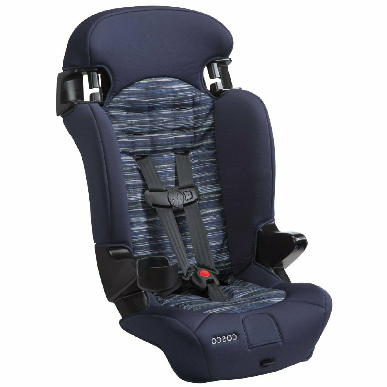 Booster Finale 2 1 Car Seat Highback Harness 5 Point Flight