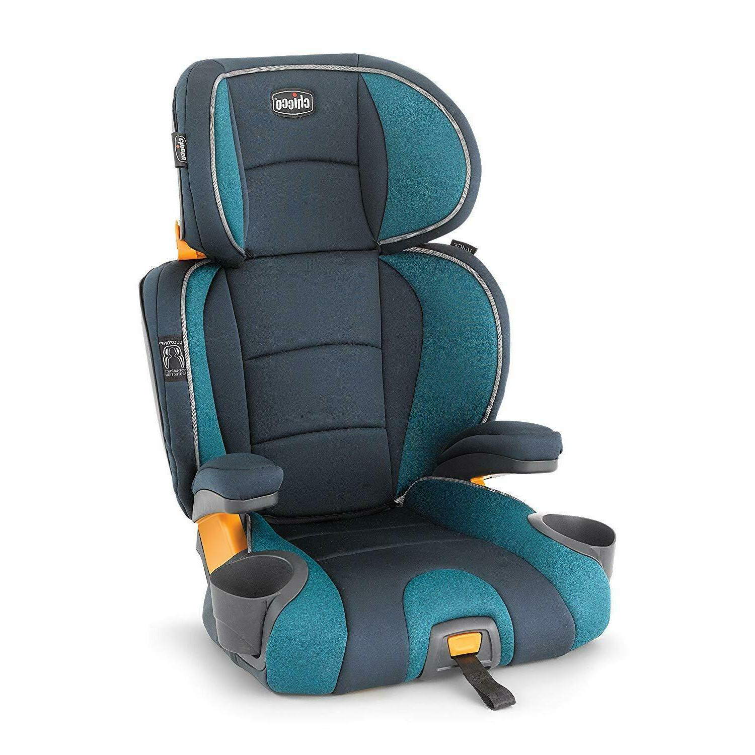 Chicco KidFit 2-in-1 Belt Positioning Booster High Back Car
