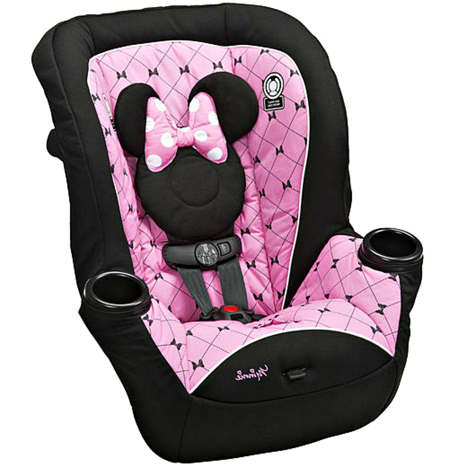 Minnie Car Seat Toddler Forward Face Travel NEW