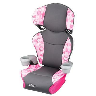 CHILD CAR SEAT Girls Safety Vehicle Big Kid Booster Highback