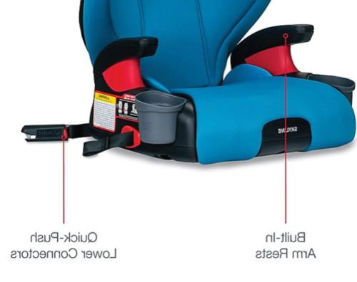 Britax Skyline Booster Car Protect Support