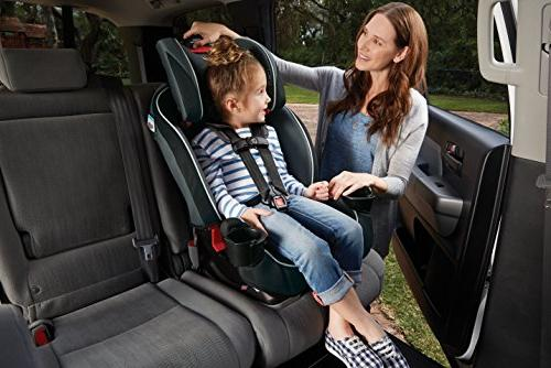 Graco SlimFit 3-in-1 Convertible Car Seat,