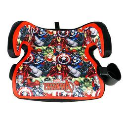Kids Embrace Marvel Avengers Backless Booster Car Seat for K