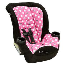 Minnie Mouse Convertible Baby Car Seat Toddler Safe Forward