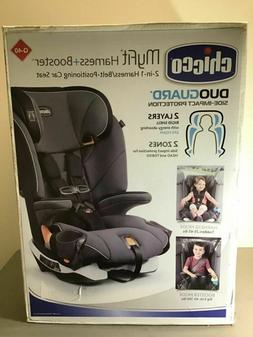 Chicco MyFit 5 Point Harness + Booster Child Safety Baby Car