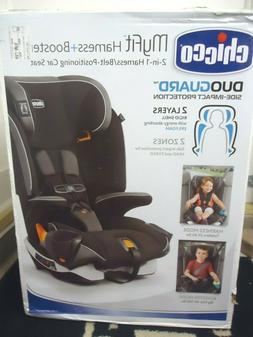 CHICCO MYFIT HARNESS AND BOOSTER CAR SEAT NOTTE EXP 2027