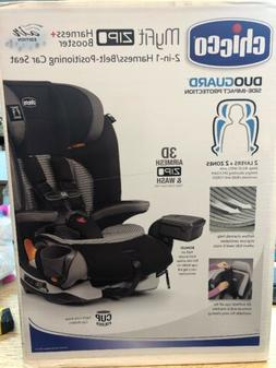 Chicco MyFit Zip Air Harness + Booster Child Safety Baby Car