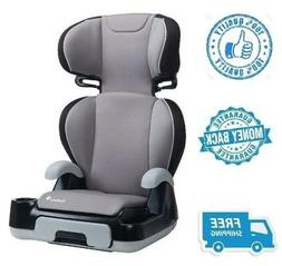 New Safety 1ˢᵗ Gray Booster Car Seat Boy Toddler Kid Baby