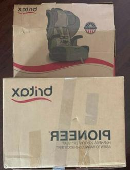 Britax Pioneer G1.1 Booster Car Seat With Harness in Static
