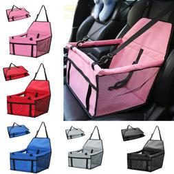 Portable Dog Car Seat Pet Booster Travel Safety Protector Fo
