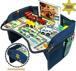 Smart Travel Tray – Ideal as Kids Travel Tray – Toddler