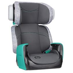 Evenflo Spectrum 2-In-1 Booster Car Seat Teal Trace