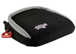 BubbleBum Travel Booster Car Seat - Black